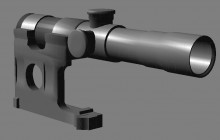mosin nagant scope preview