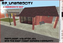 rp_unamedcity (Temp. Name) WiP preview