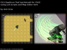 CSS Deathrun Trails for CS2D Skin preview