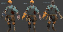Zombie Engineer Skin preview