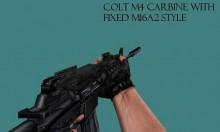 Colt M4 Carbine (M16A2) preview