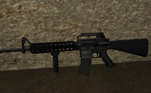My M16A4 Render Skin preview