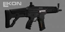Modern Concept Rifle Model preview